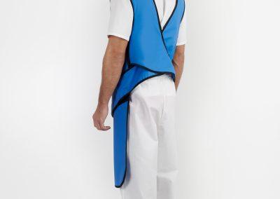 Standard apron, back